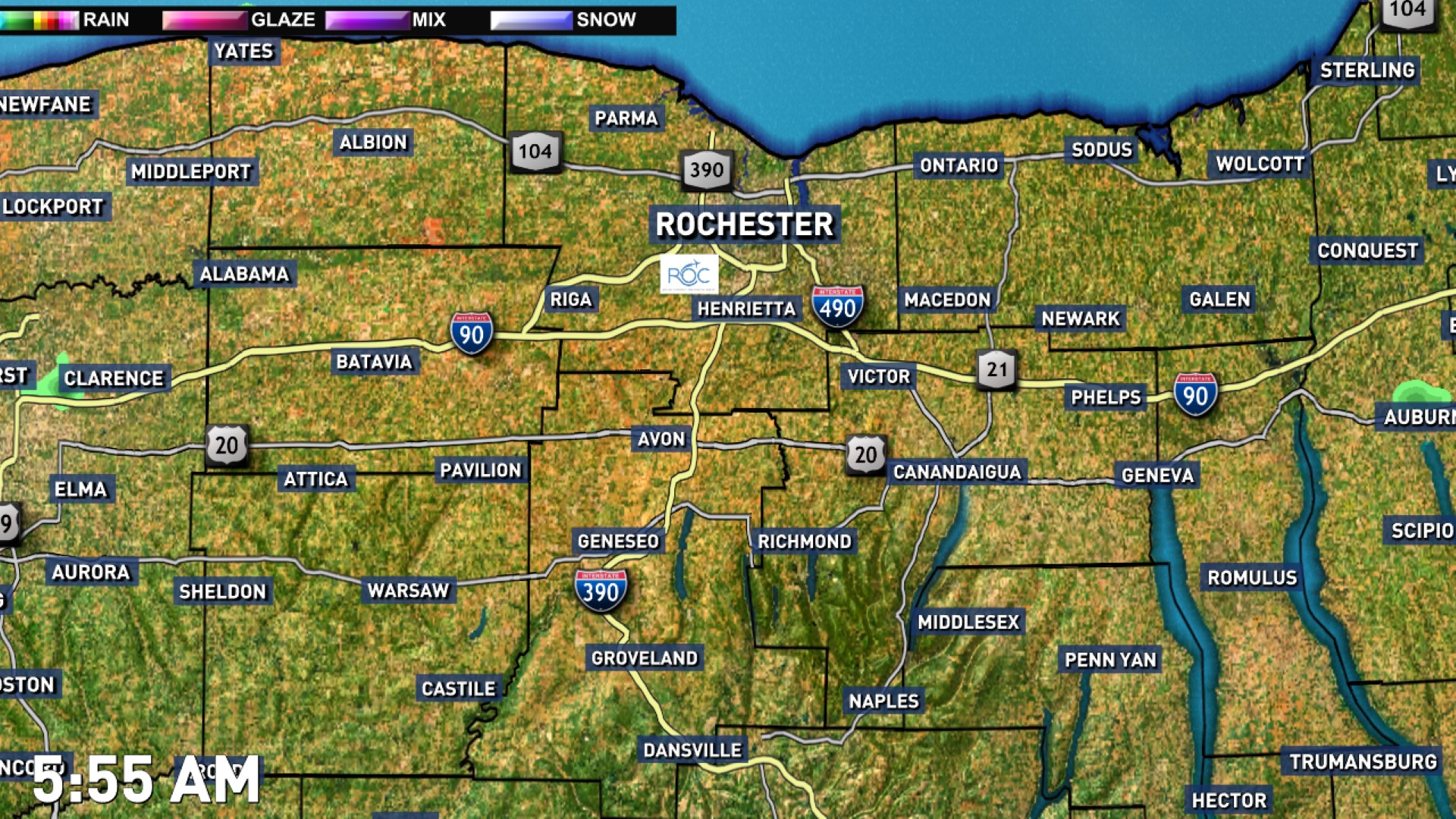 Rochester weather news sports breaking